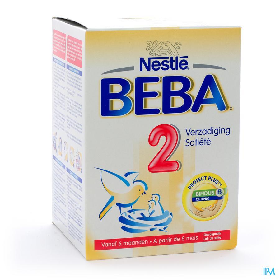 BEBA 2 PDR 800G NF