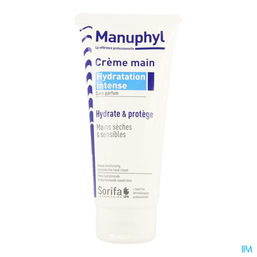 Manuphyl Creme Mains Regeneration Tube 100ml