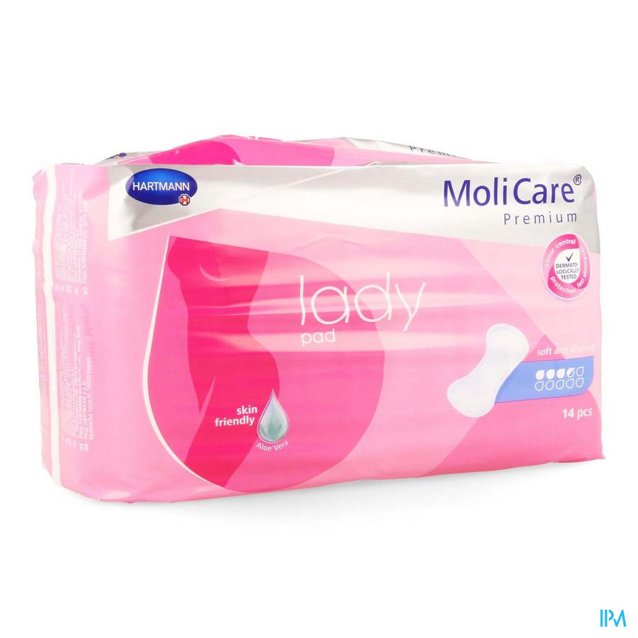 Molicare Premium Lady Pad 3,5 Drops 14