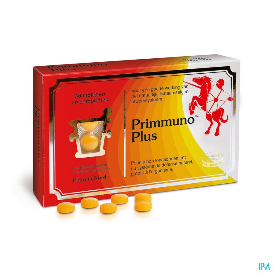Primmuno Plus Caps 30