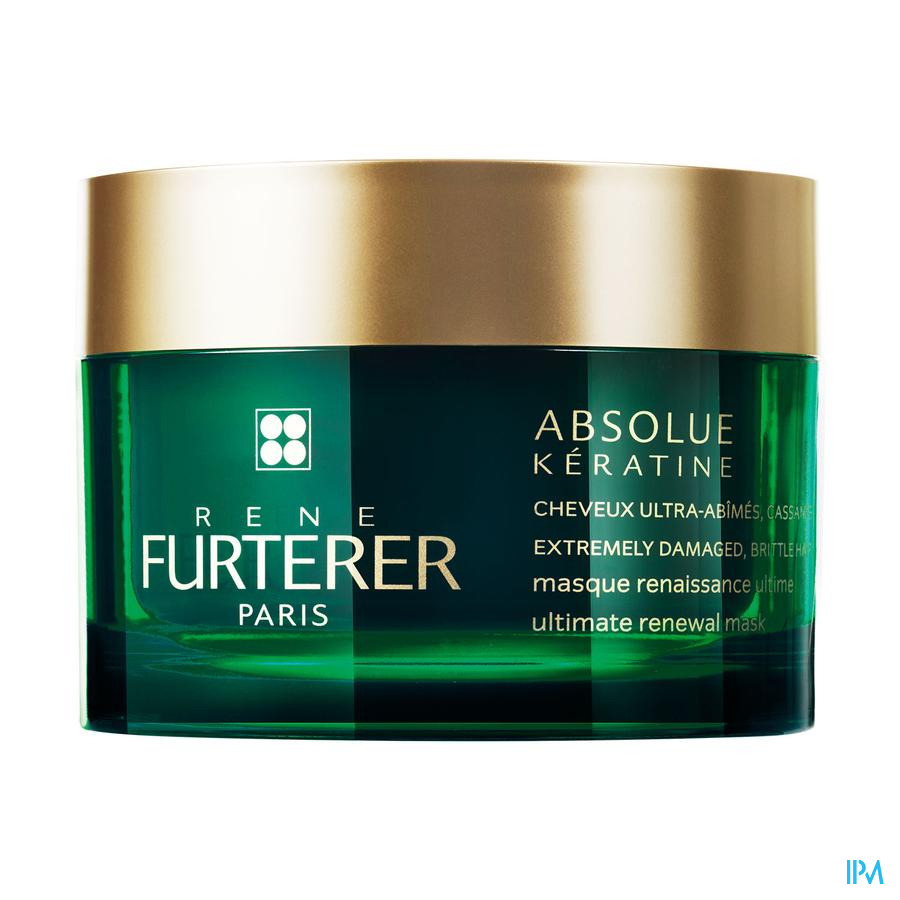 Furterer Absolue Keratine Masque Pot 200ml