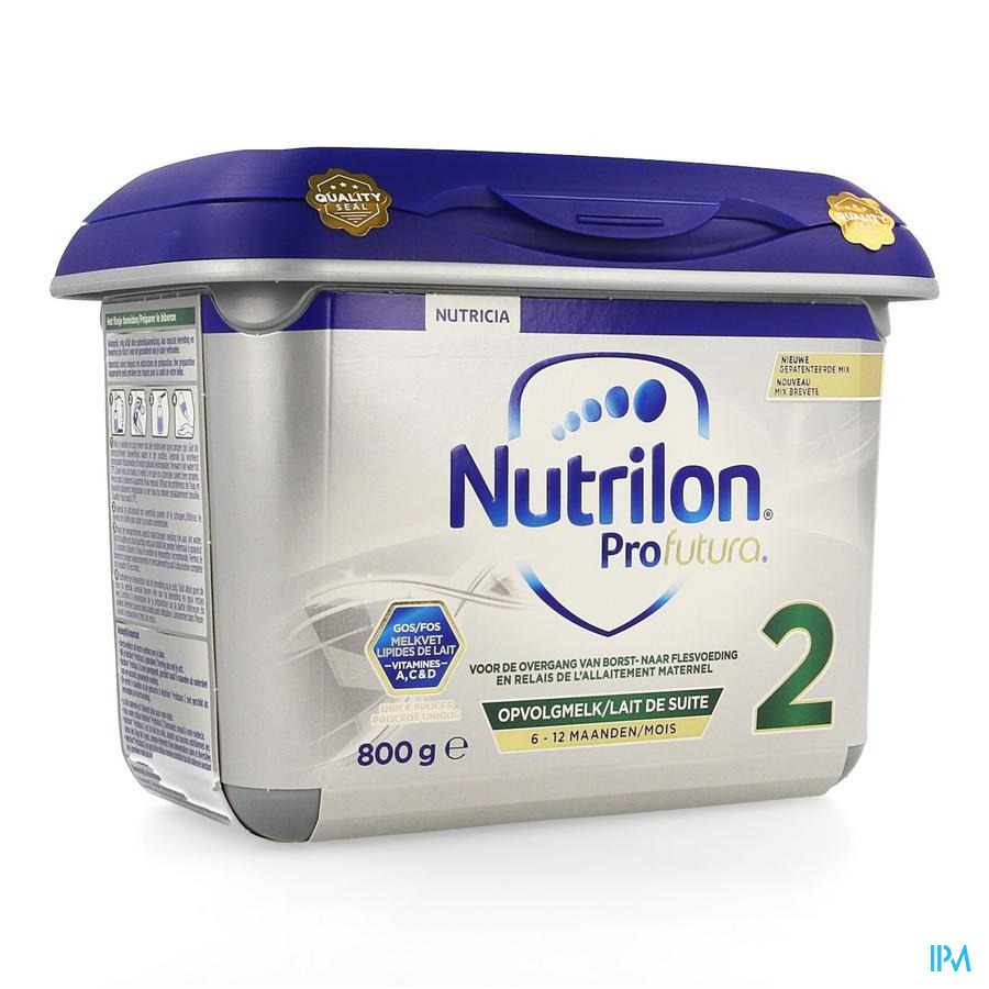 Nutrilon Profutura 2 Pdr 800g