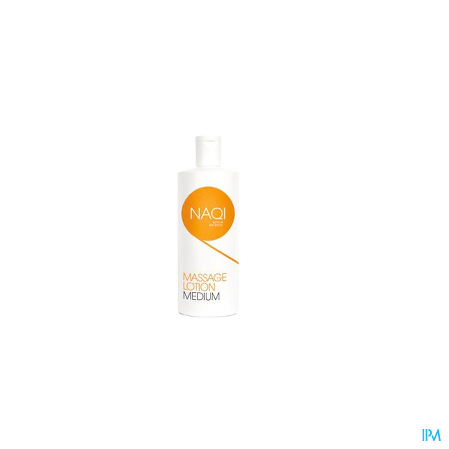Naqi Massage Lotion Medium 5l