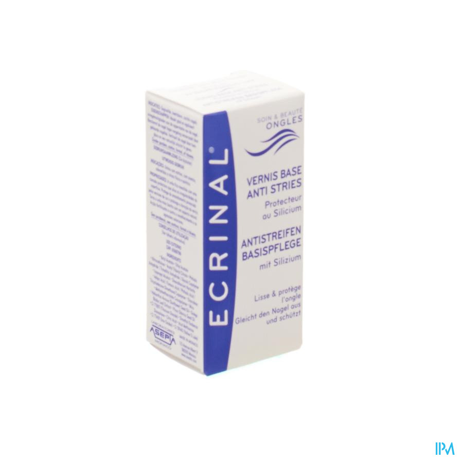Ecrinal Nagellak Basis Nf Fl 10ml 20204
