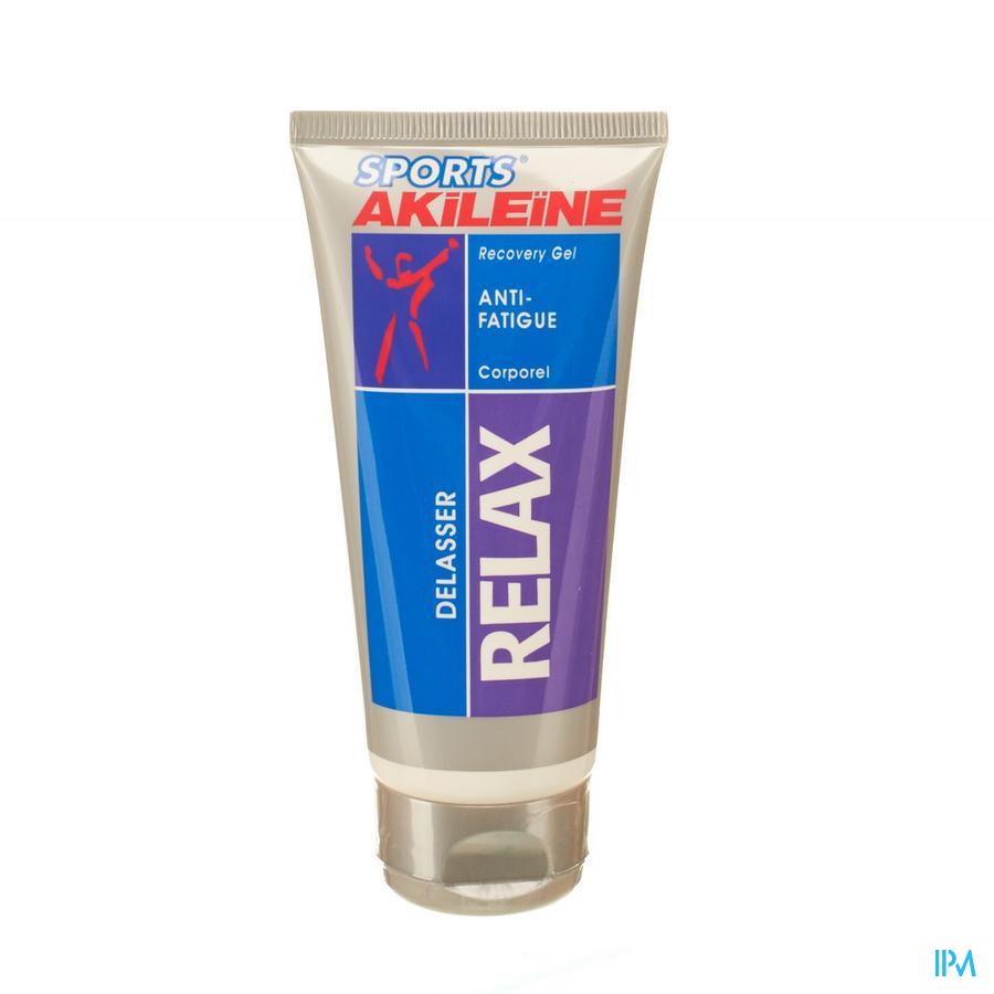 Akileine Sport Gel Relax Tube 75ml 10393