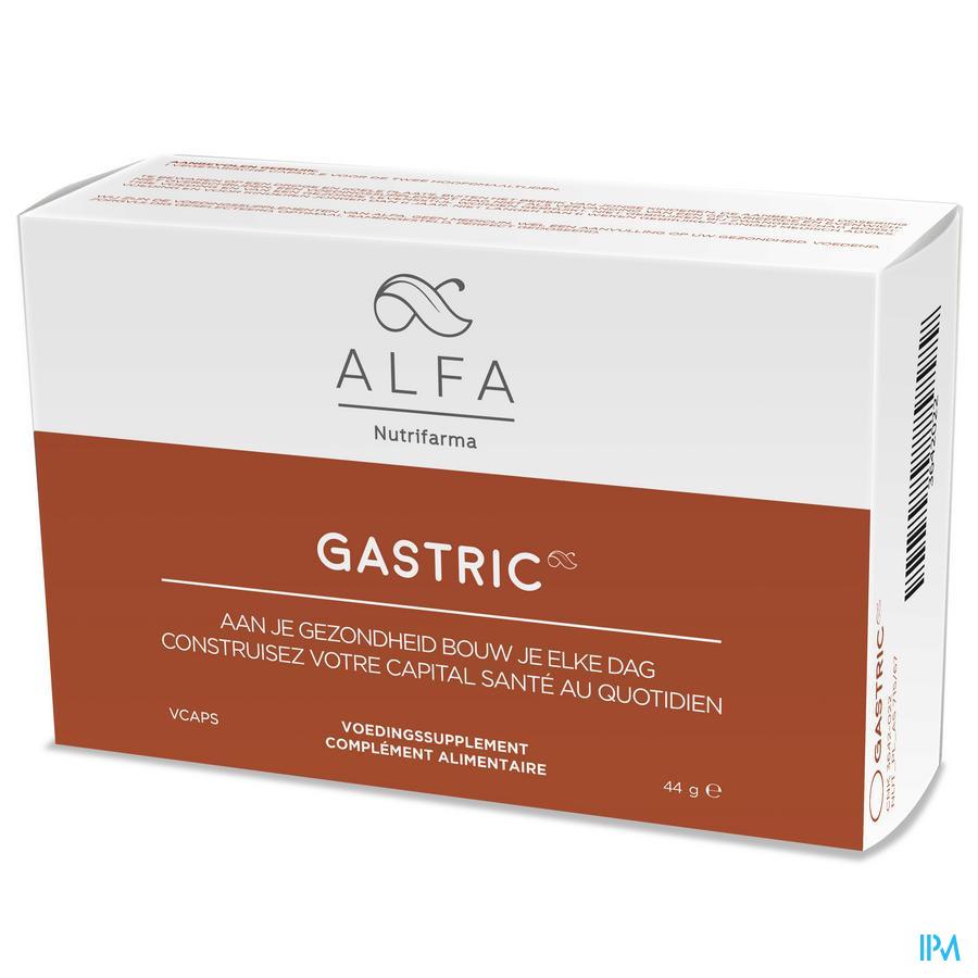 Alfa Gastric V-Capsule 30