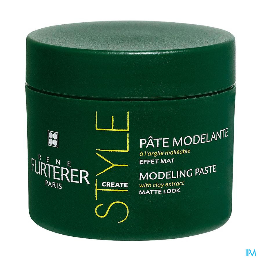 Furterer Style Modeleerpasta Pot 50ml