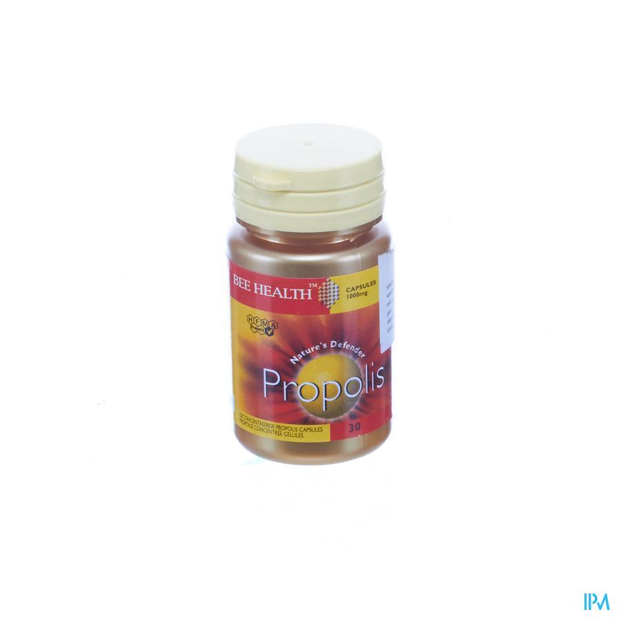 Bee Health Propolis Capsule 30x1000 mg
