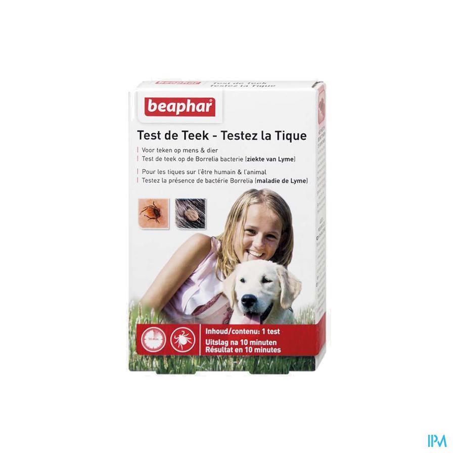 Beaphar Pro Borrelia Test Teek