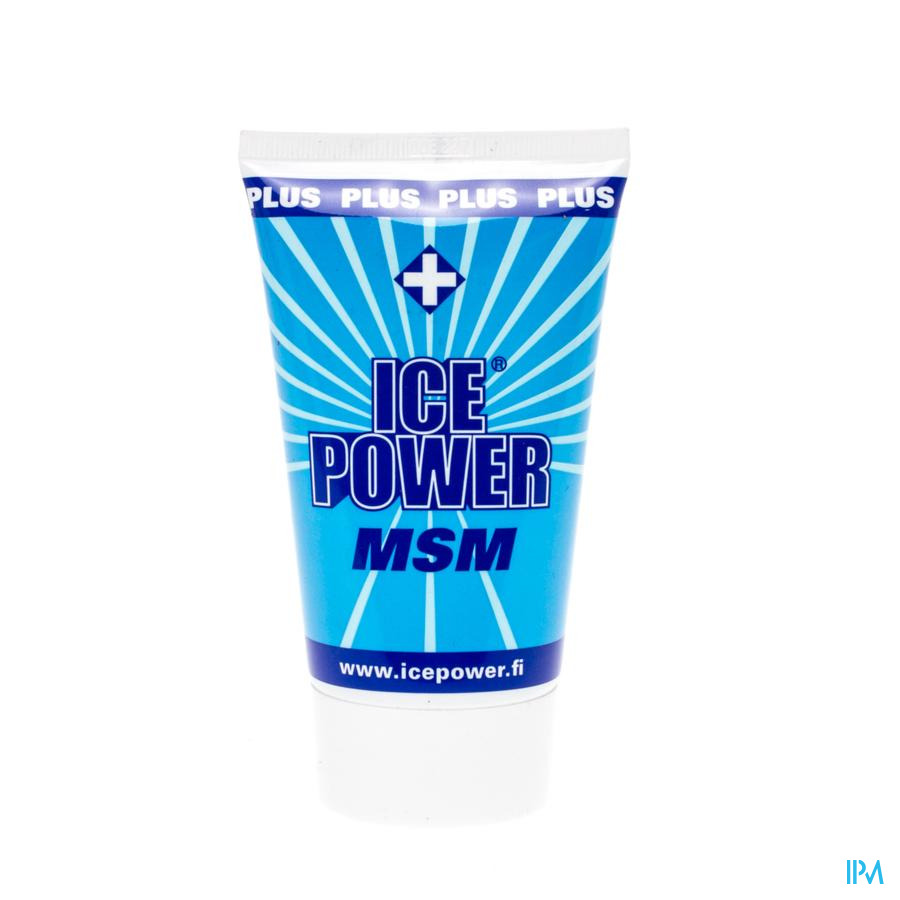 Ice Power Plus Gel Tube 100ml kopen doe je voordelig hier