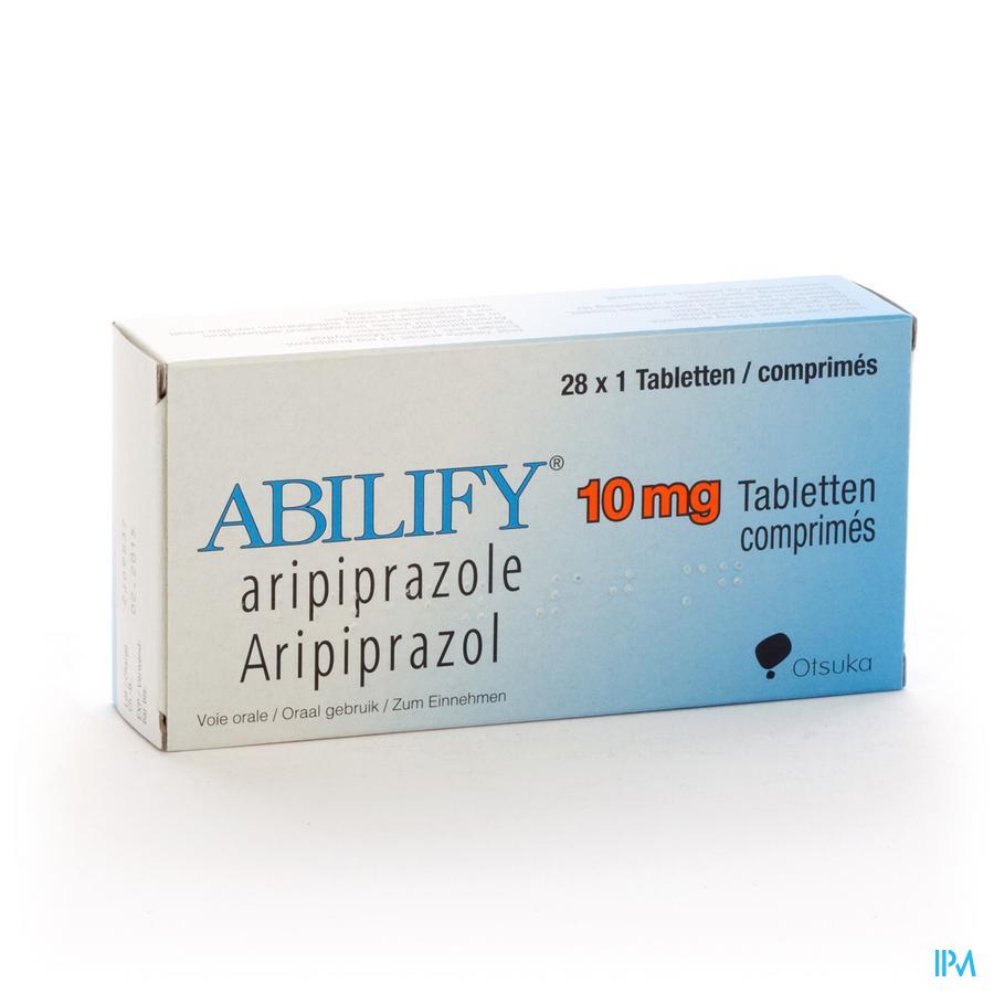 Abilify 10mg Comp 28 X 10mg