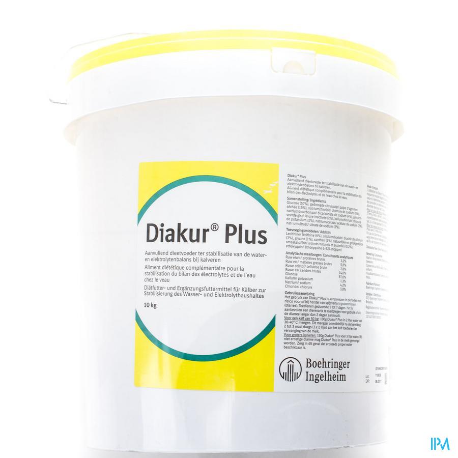 Diakur Plus Pdr 10kg