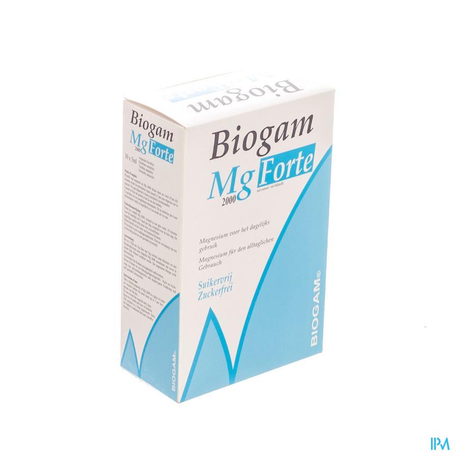 Biogam mg Forte Drinkb. Amp 30x5ml