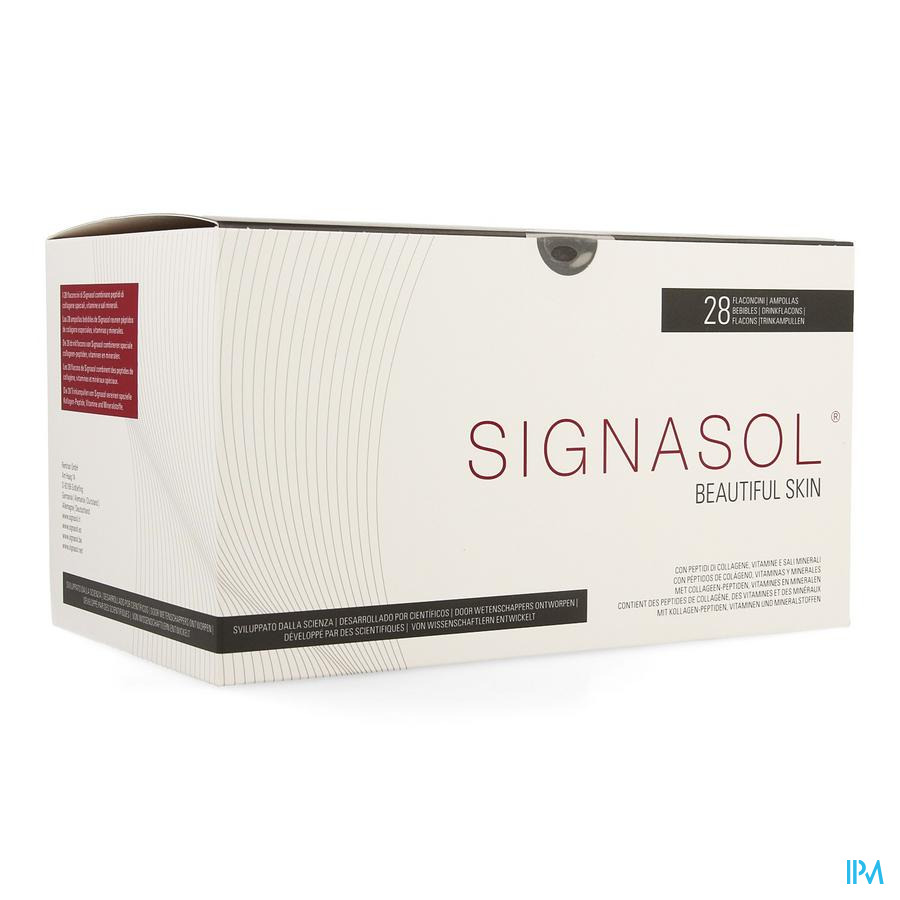 Signasol Beautiful Skin Fl 28x25ml