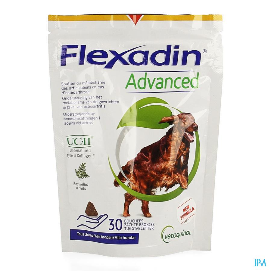 Flexadin Adb Cw Dog Kauwtabl 30