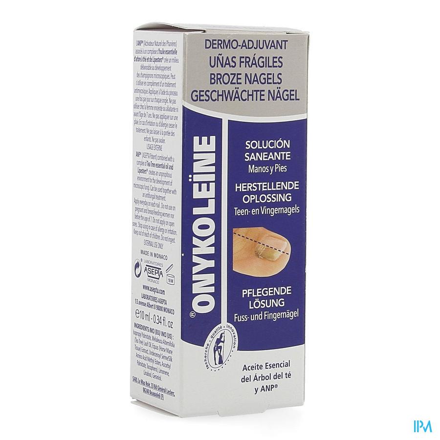 Onykoleine Ongles Abimes Fl 10ml 104000