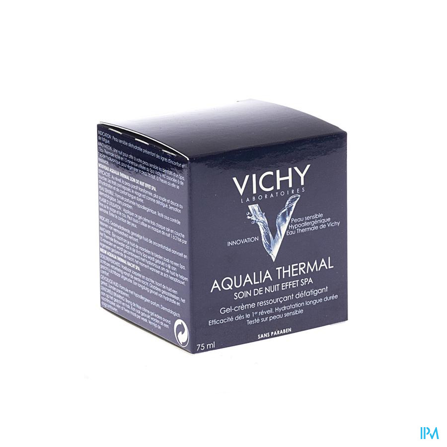 Vichy Aqualia Thermal Spa Nacht 75ml