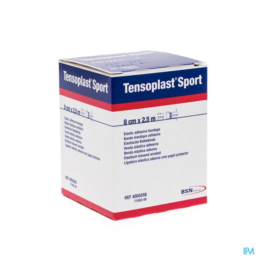 Tensoplast Sport 8cmx2,5m 1 7155000
