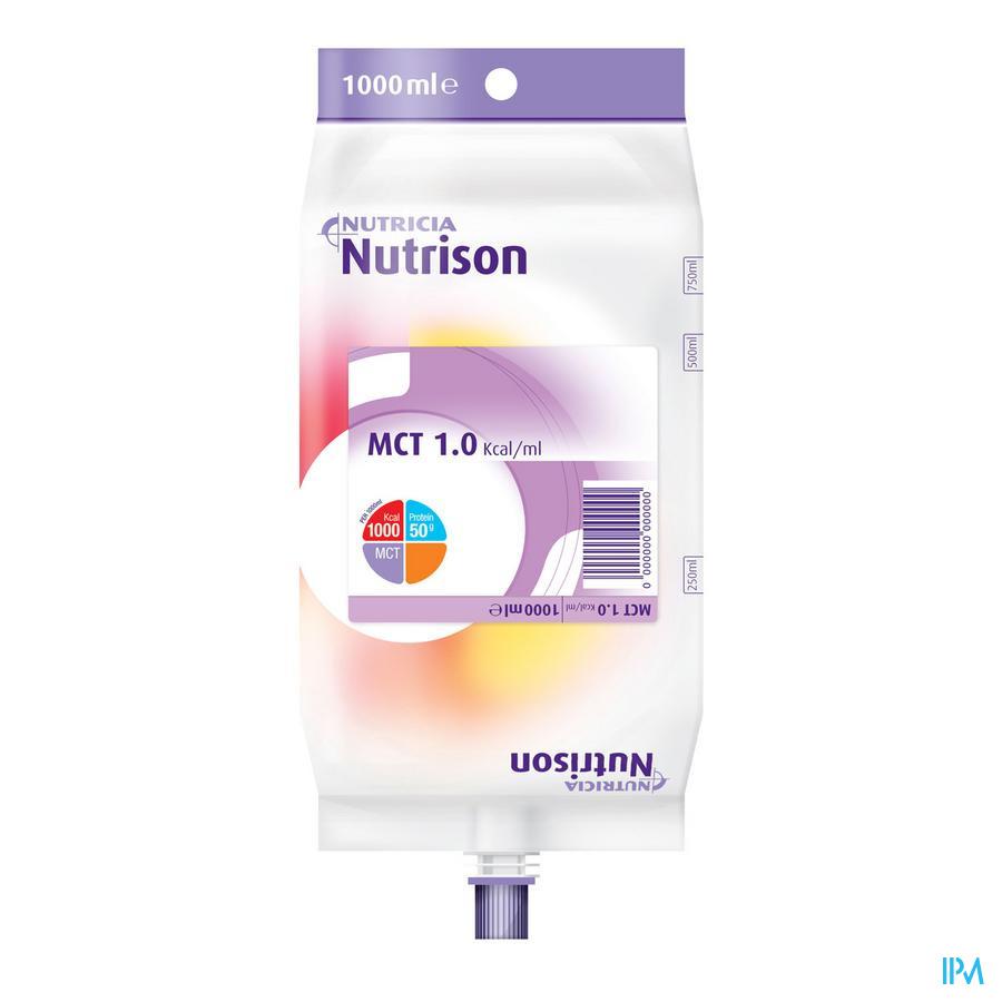 Nutrison Pack Mct 1000ml