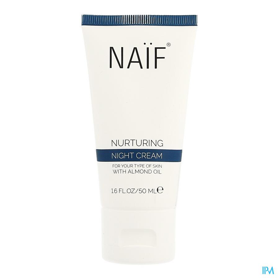 Naif Grown Ups Creme De Nuit Nourrissante