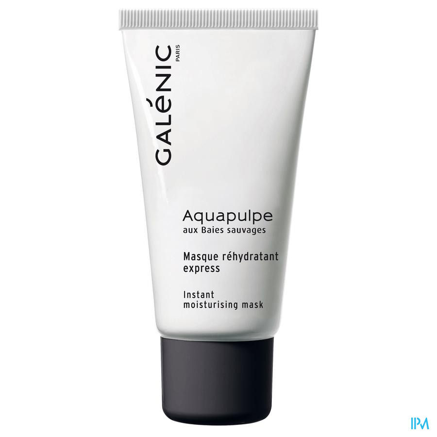 Galenic Aquapulpe Masker Express Creme Tube 40ml