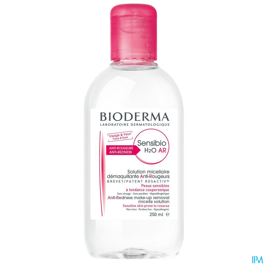 Bioderma Sensibio H20 AR Solution Micellaire 250ml