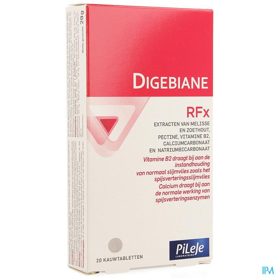Digebiane Rfx Kauwtabl 20