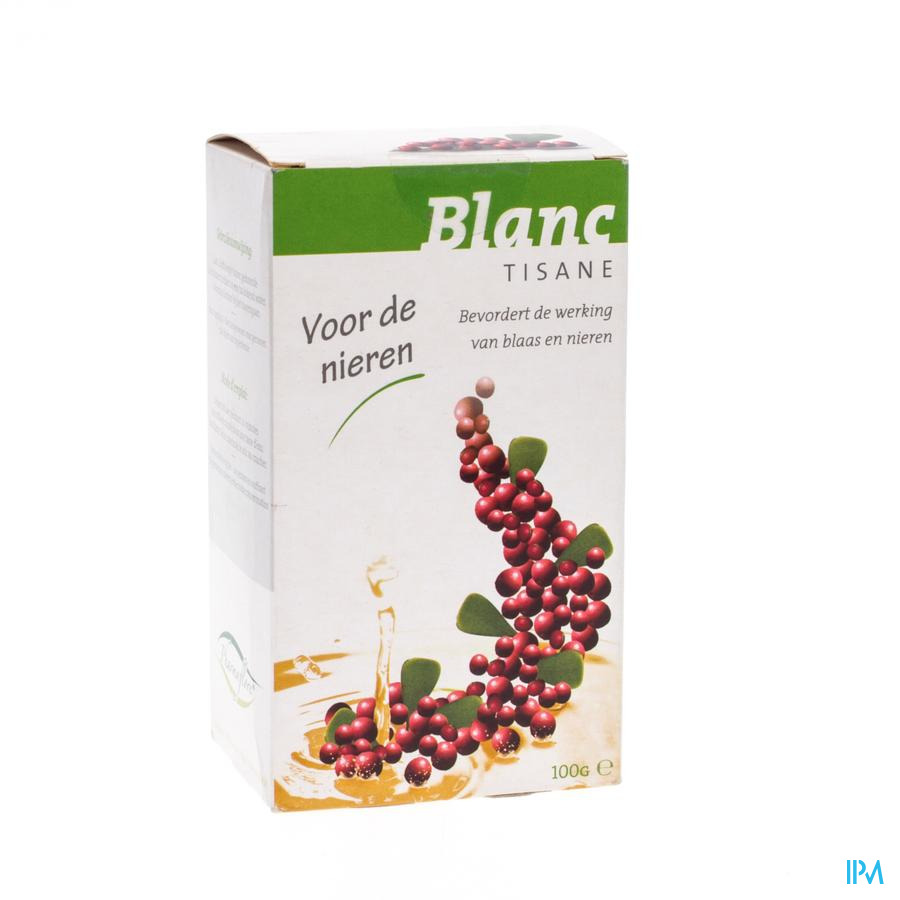 Tisane Blanc 100g