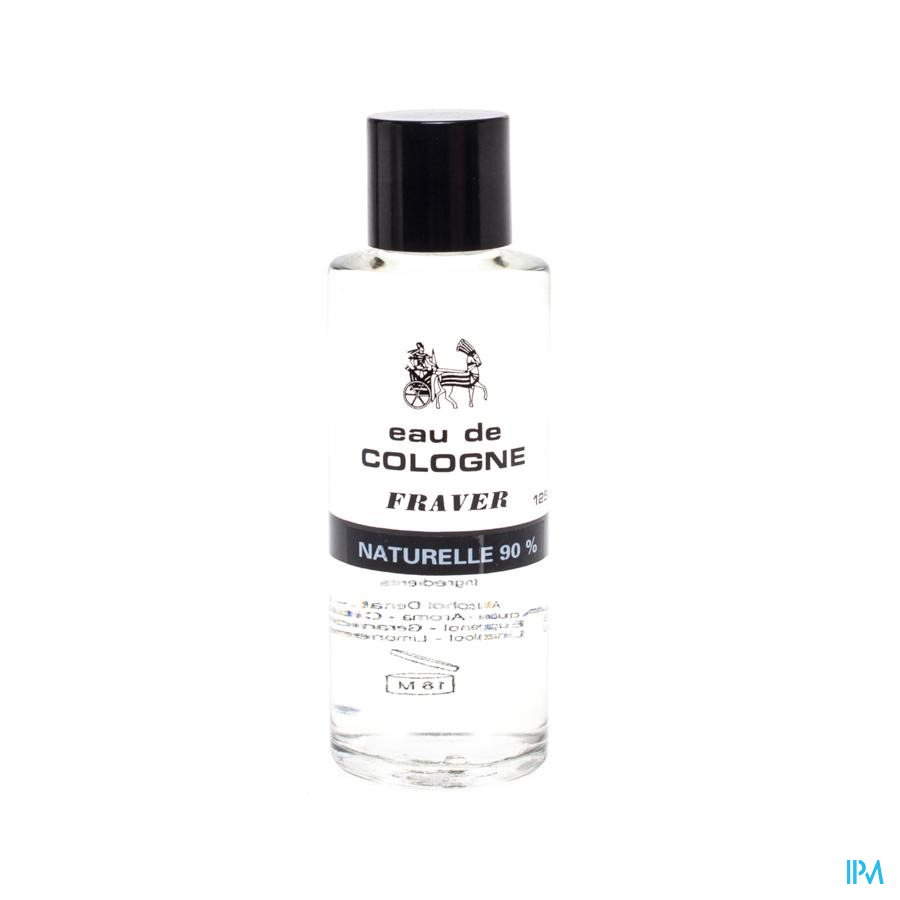 Edc Naturelle 90% Fraver 125ml