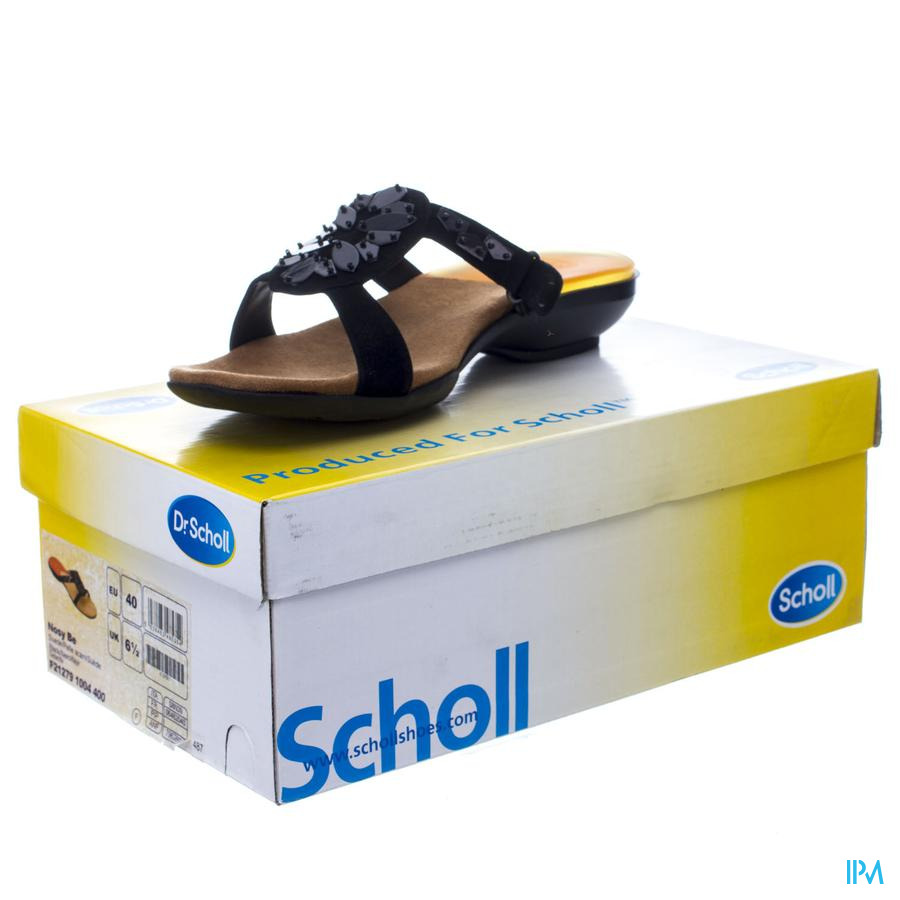 Scholl Nosybe Sue Black 40