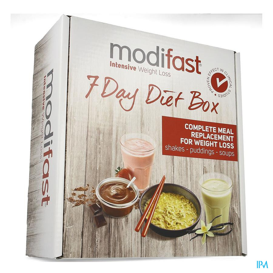 Modifast Intensive 7day Diet Box
