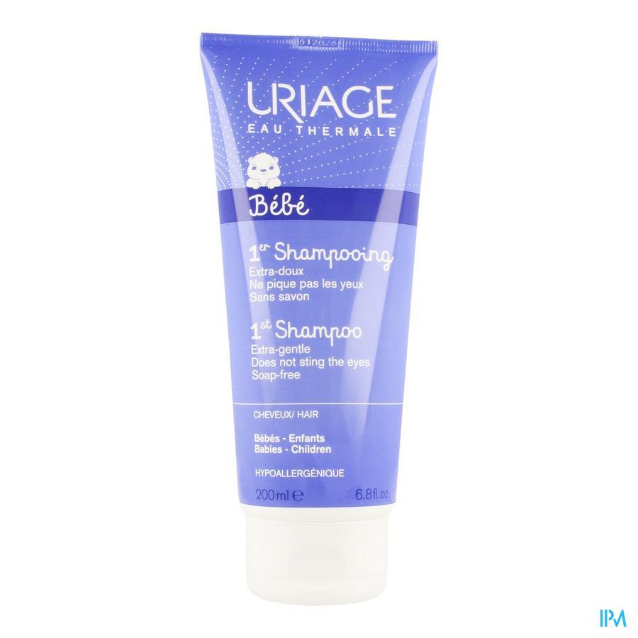 Uriage 1er Shampooing Extra Doux S/savon Tbe 200ml