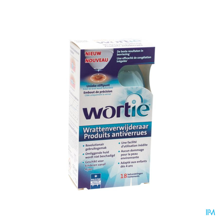 WORTIE ANTI-WRAT 50ML