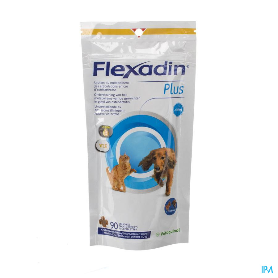 Flexadin Plus Min Nf Chew 90