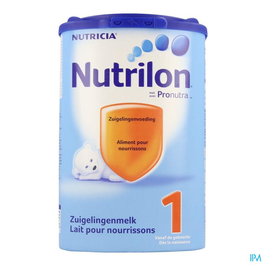 Nutrilon Lait Nourrissons Standard 1 Eazypack 800g