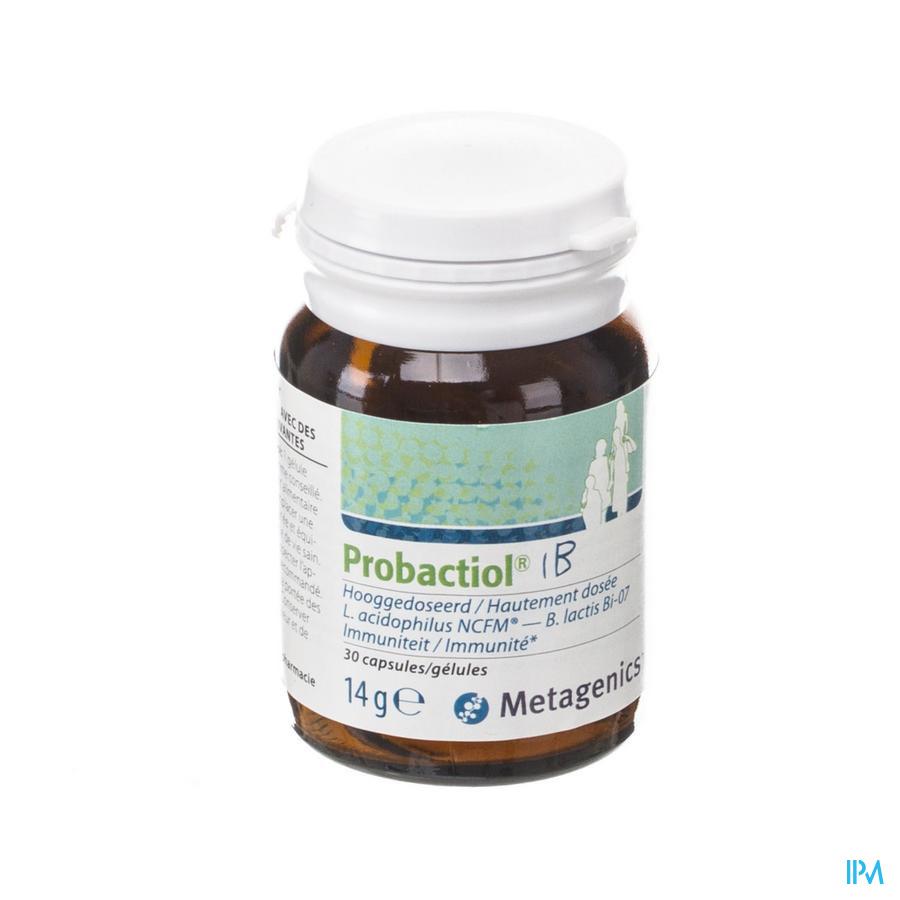 Probactiol Ib Nf Pot Caps 30 21775 Metagenics