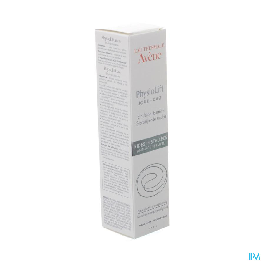 Avene Physiolift Emulsion A/rides Restructur. 30ml