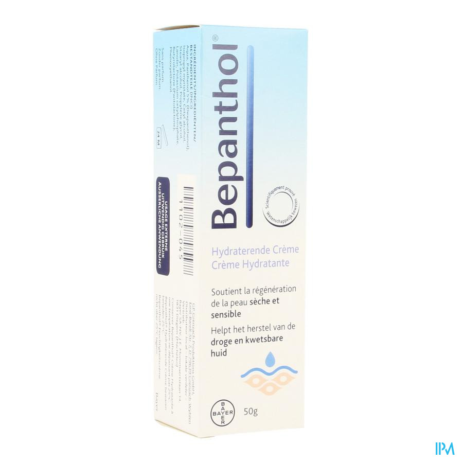 Bepanthol Creme 5% Tube 50g