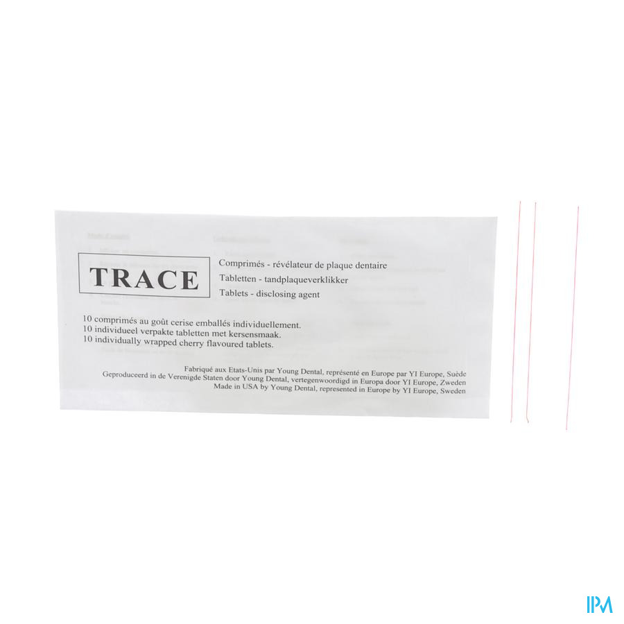 Revelateur Plaque Trace Comp 10