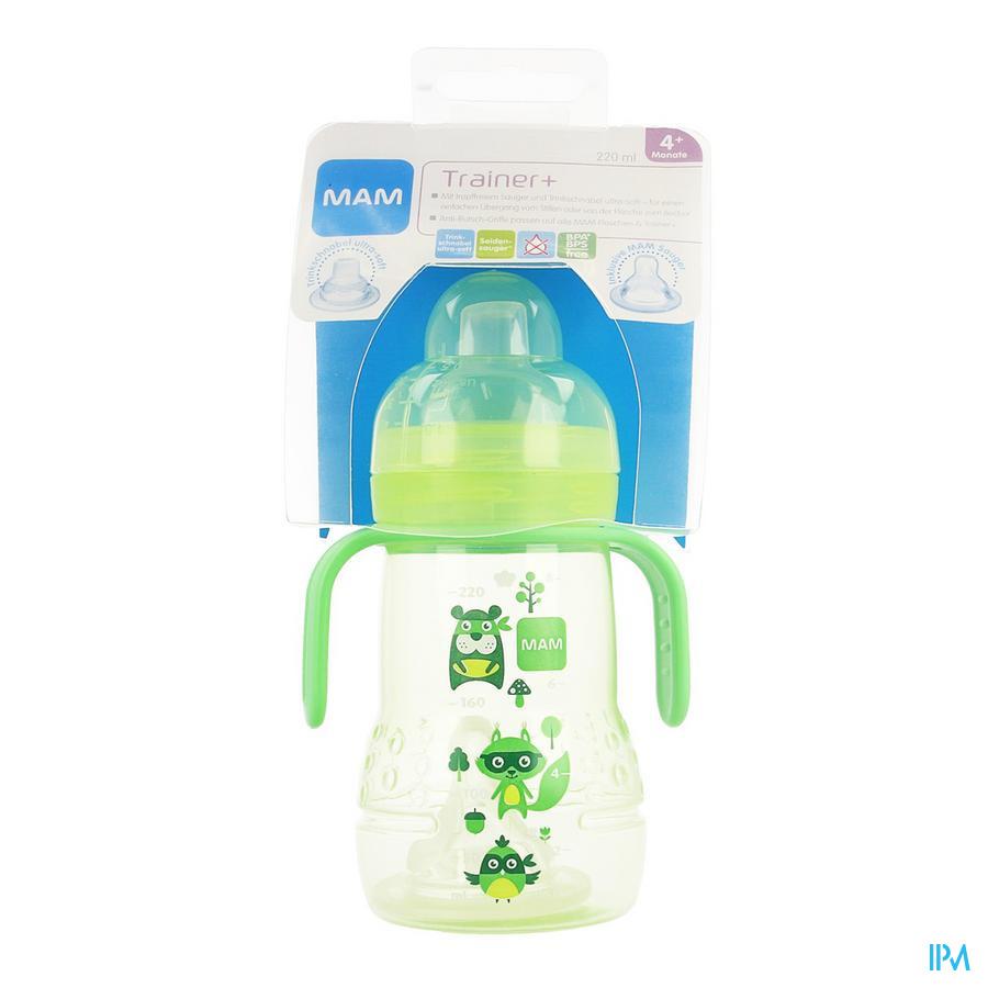 Mam Trainer+ Cup 220ml Unisex