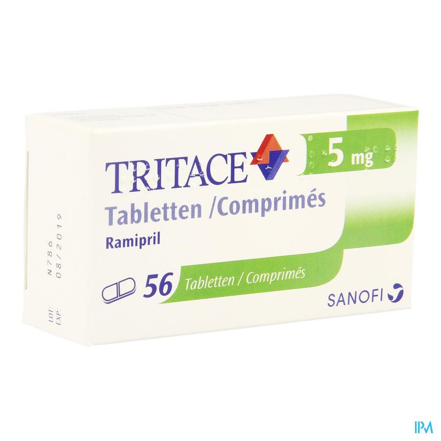 Tritace Comp 56 X 5mg