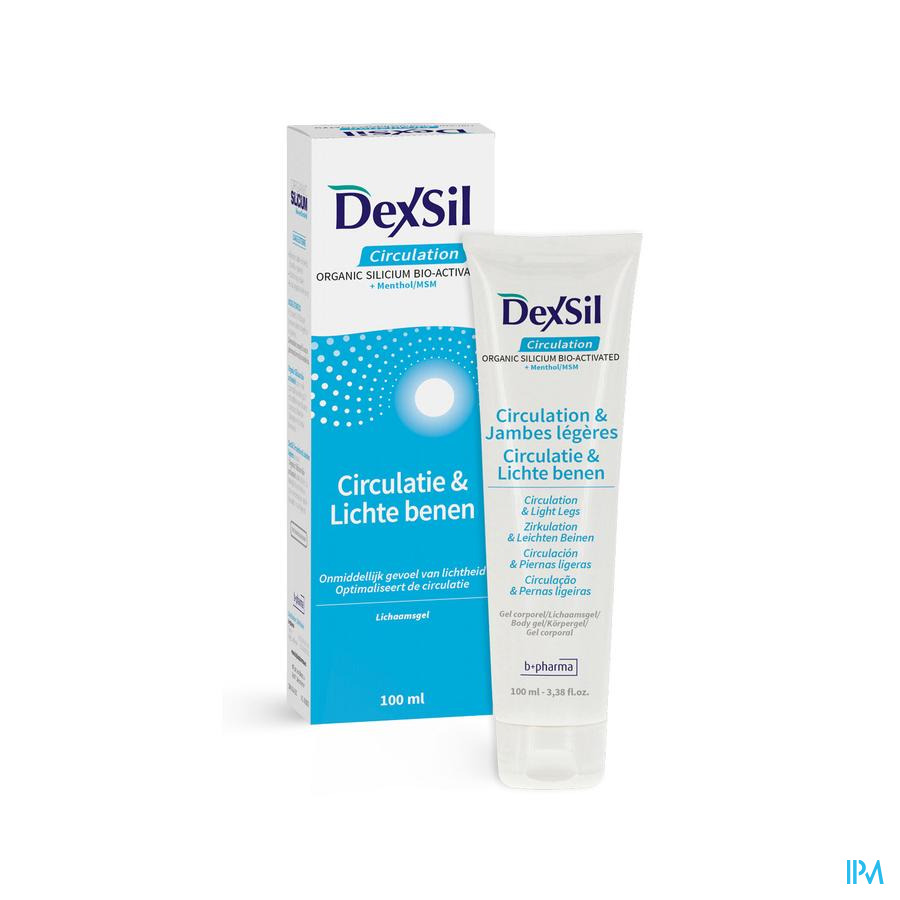 DEXSIL CIRCULATION & JAMBES GEL LEGERES 100ML