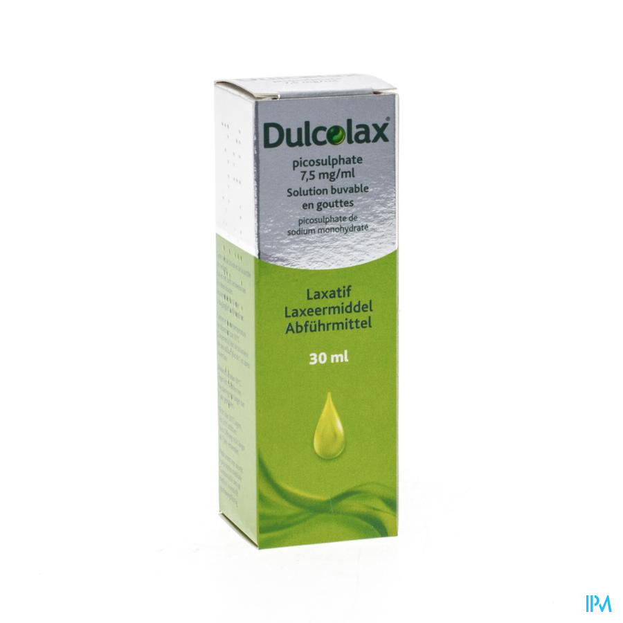 Dulcolax Picosulphate Or Suspensie Druppels 30 ml