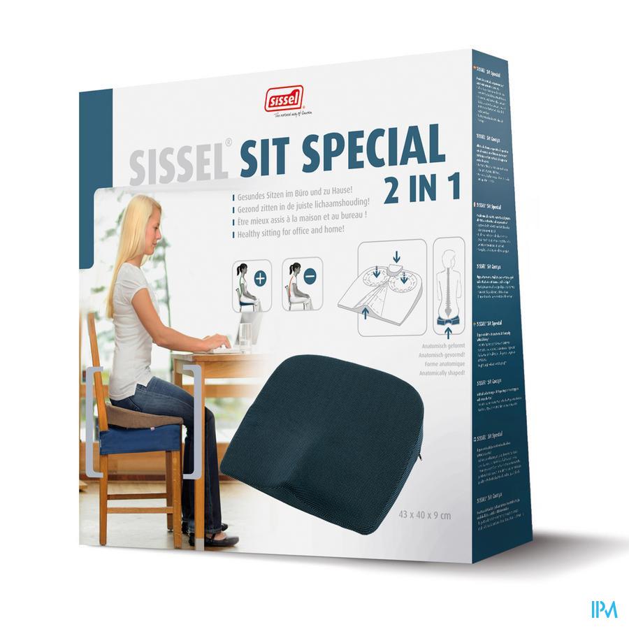 Sissel Sit Special 2in1 Wigkussen Beige