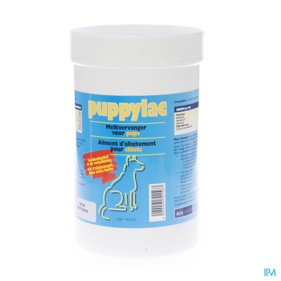 Puppylac Melkpoeder Hond 450g