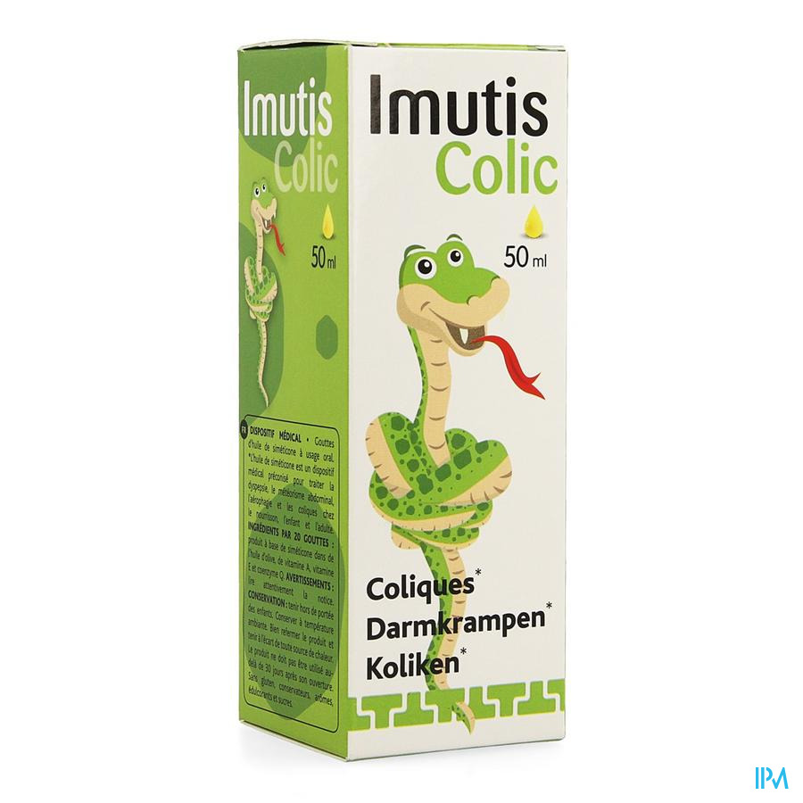 Imutis Colic Flacon 50 ml