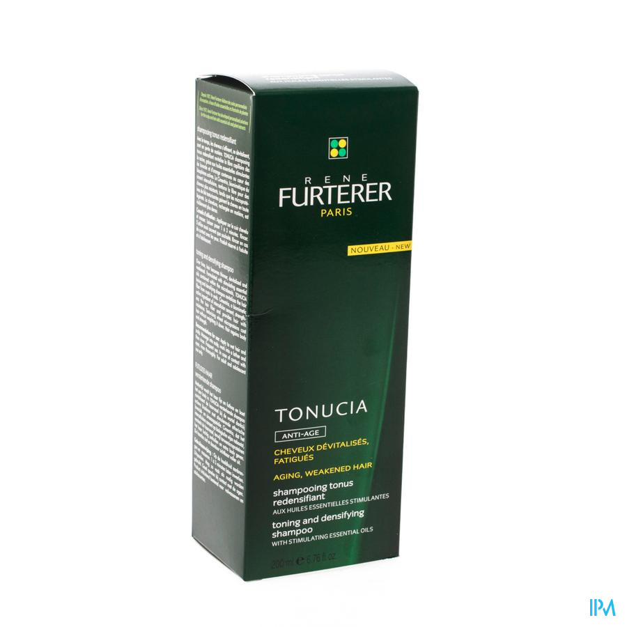 FURTERER TONUCIA A/AGE SHAMPOO TUBE 200ML
