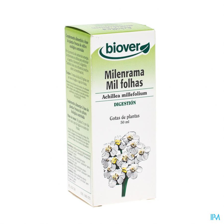 Duizendblad Tinct Bio 50ml Biov