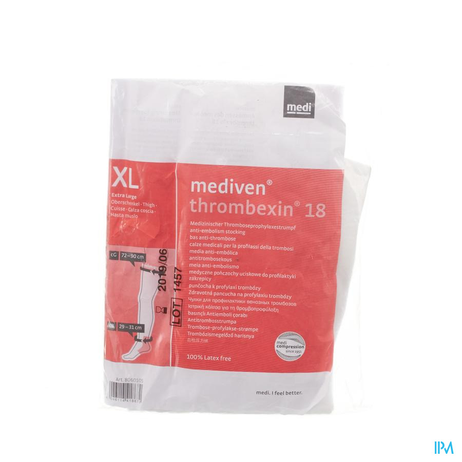 Mediven Thrombexin 18 Extra Large 8060205