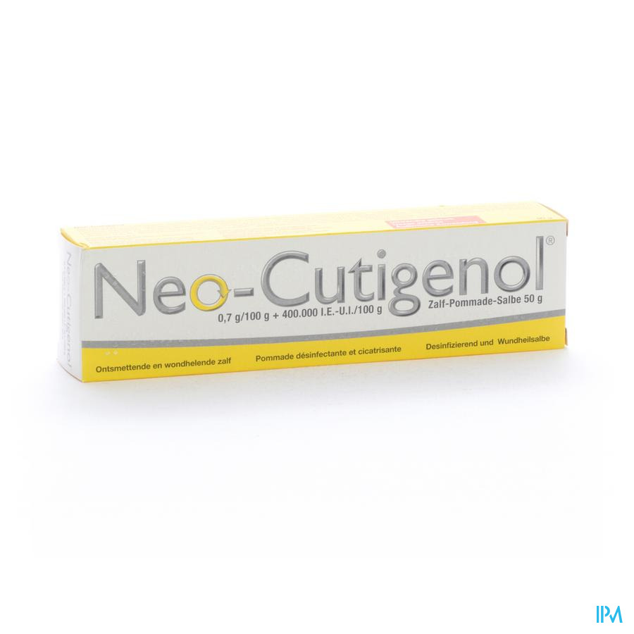 Neo Cutigenol Pomm. 50g